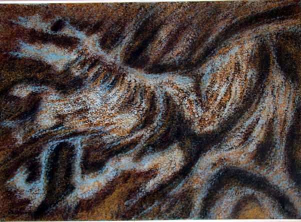 Moj kras 1 50x70 ulje na platnu 1968