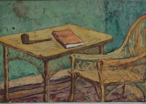 Knjiga ulje 1955