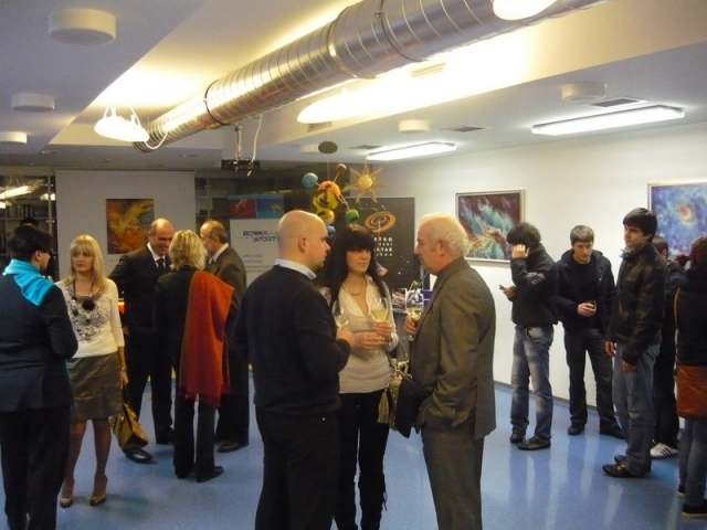 Boris Mardesic Astronomski Centar Rijeka Donation